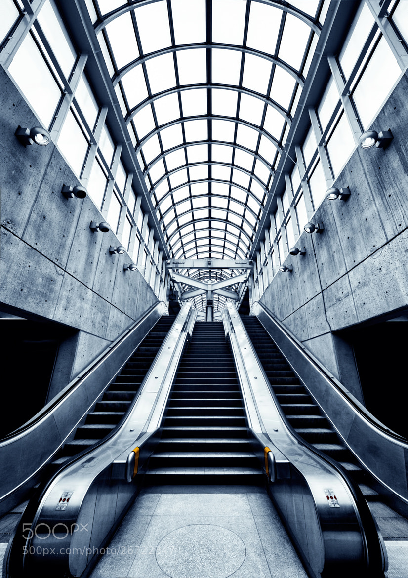 Photograph Yorkdale Subway Station by Roland Shainidze on 500px