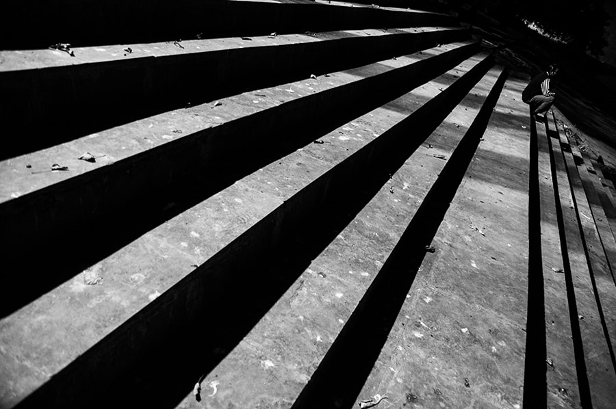 Photograph Steps by Sourik Ghosh on 500px