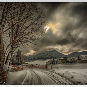 Winterstorm by Otto Schuster (oschuster)) on 500px.com