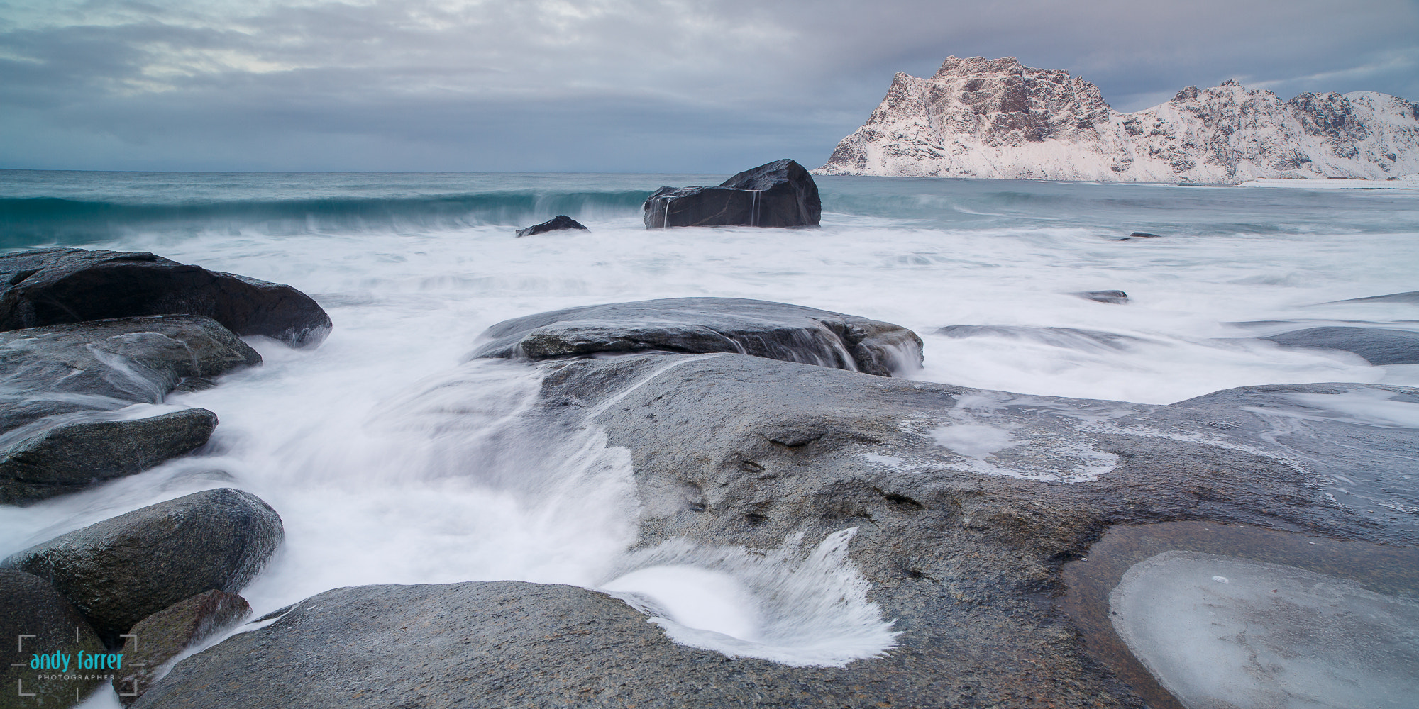 Photograph Coastal Force by Andy Farrer on 500px