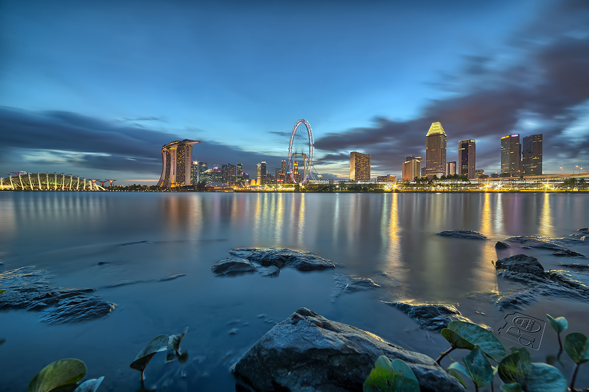 Photograph After Sunset by Partha Roy on 500px