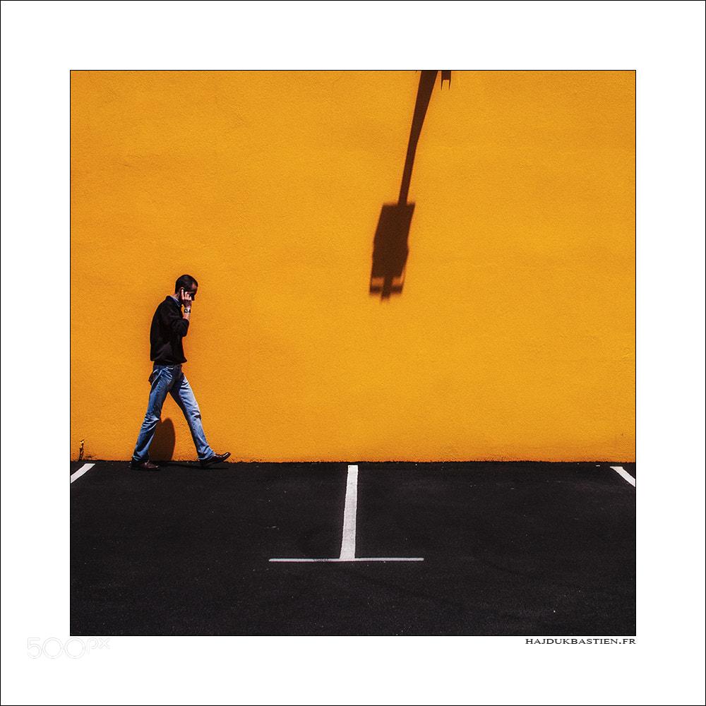 Photograph Yellow #2 by Bastien HAJDUK on 500px