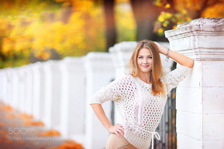 Photograph Леди осень... by Irina Nedyalkova on 500px