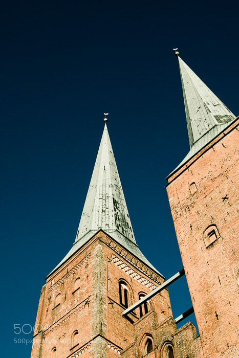 Photograph Cathedral in Lübeck, GER by Jens  on 500px