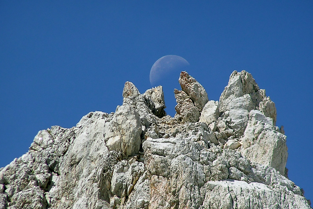 Photograph Moon on rocks by Jens  on 500px
