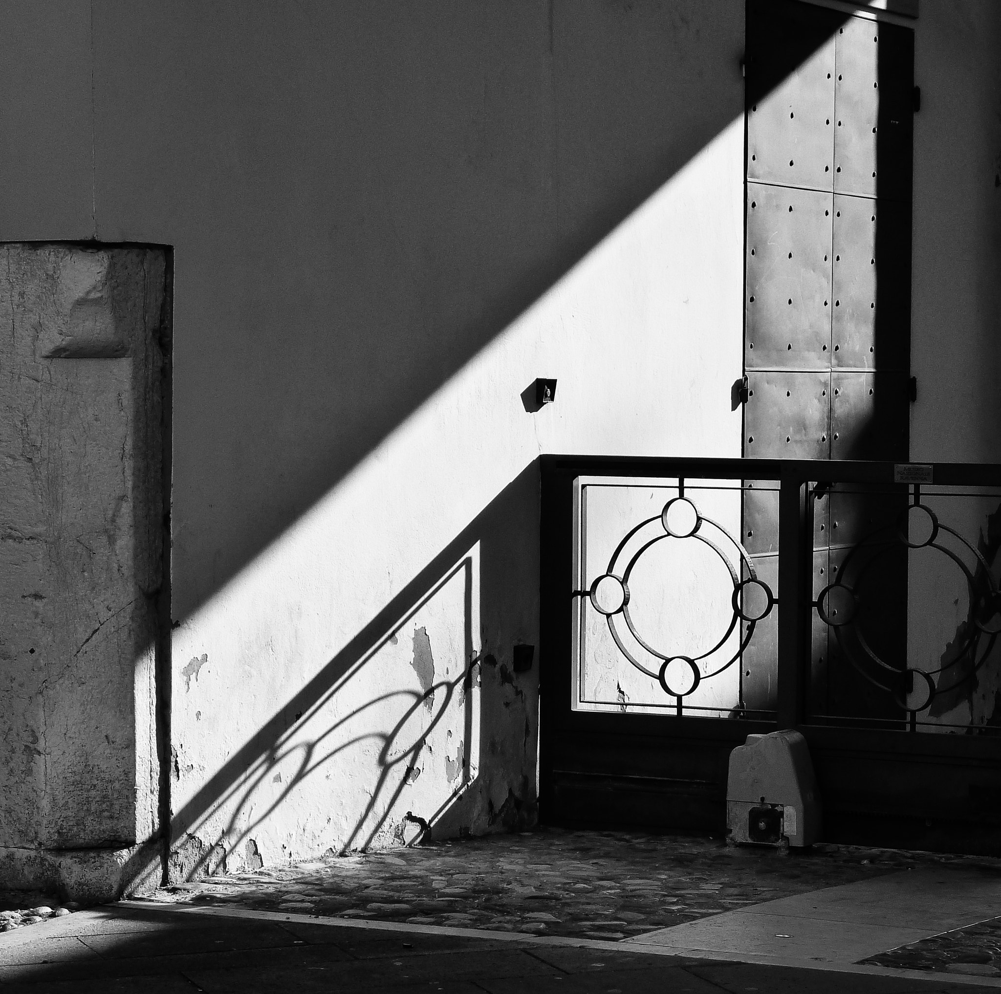 Photograph It's just a shadow by Laura Tositti on 500px
