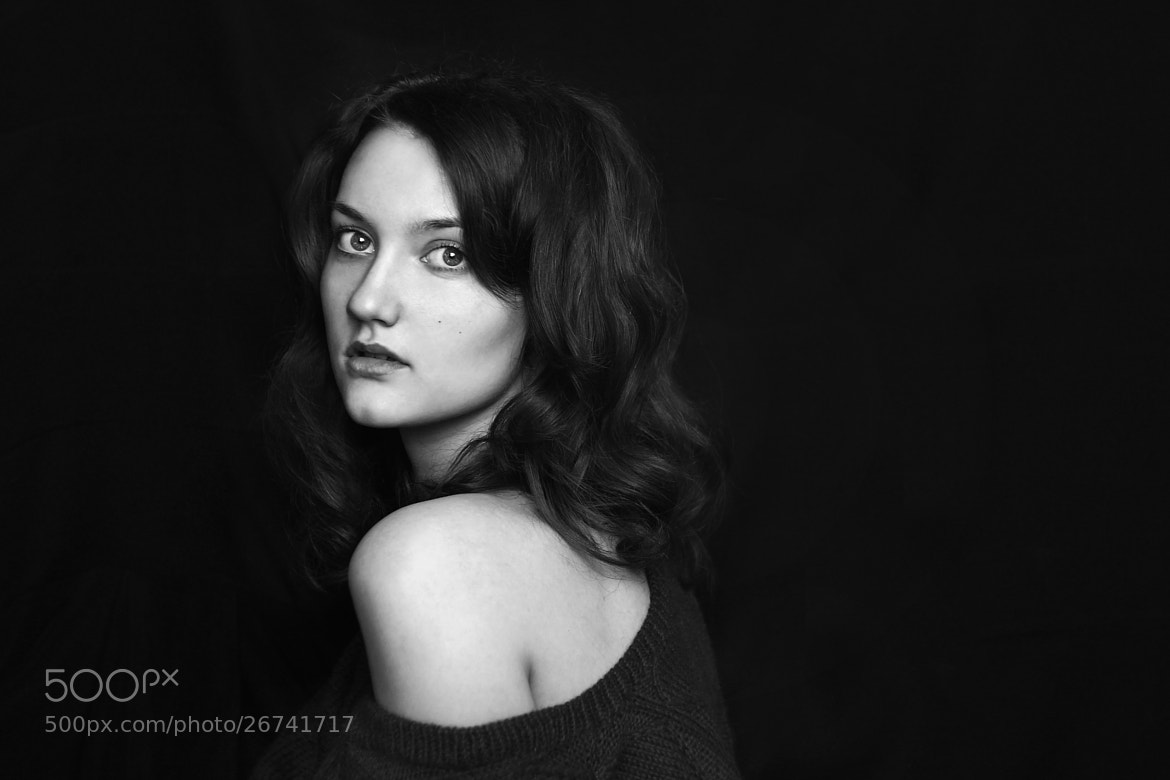 Photograph Natalie by Aleksandrina Dzhabazian on 500px