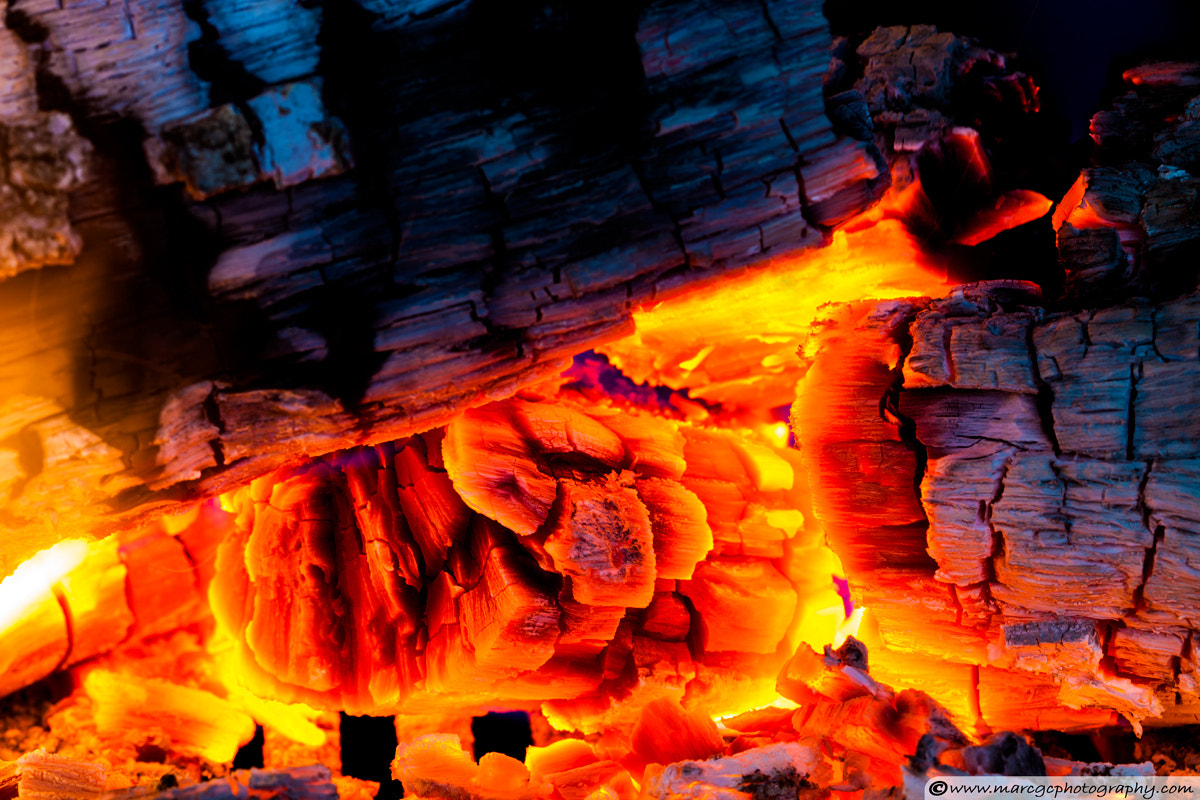 Photograph Embers by Marc Garrido on 500px