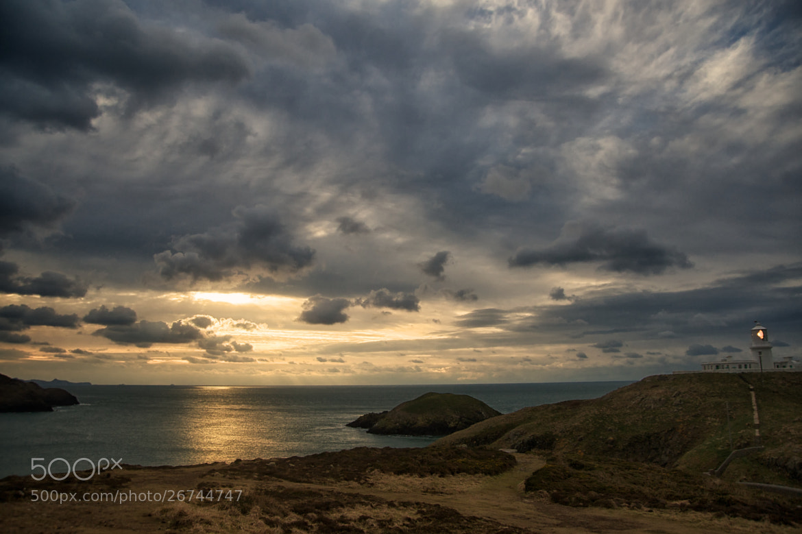 Photograph Carreg Onnen Bay by Craig Kirkwood on 500px