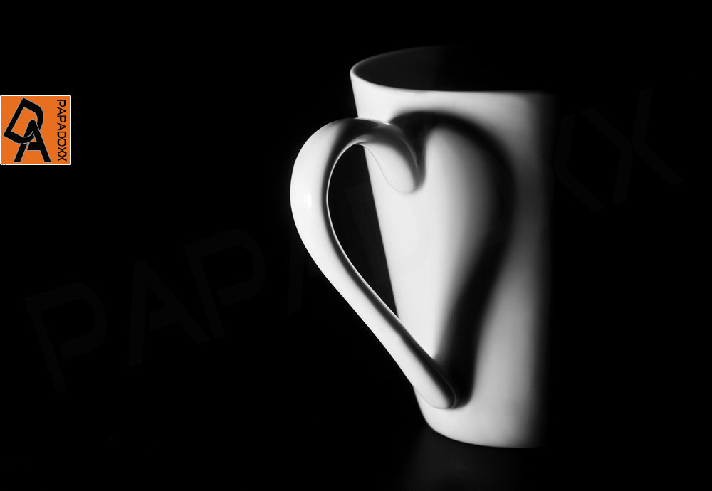 Photograph Heart...Cup by Anja Poxdoerfer on 500px