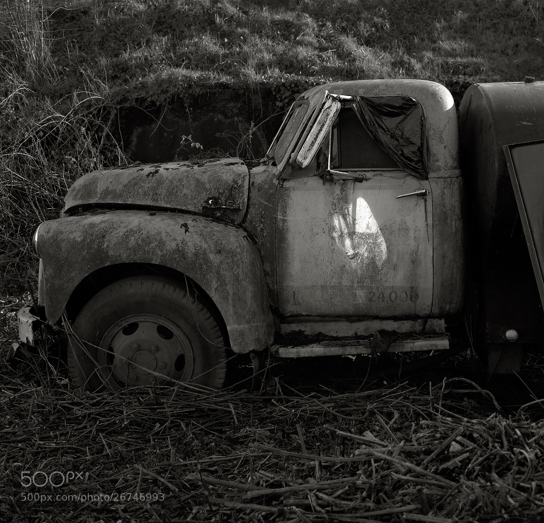 Photograph Truck, Astoria, Oregon by Austin Granger on 500px