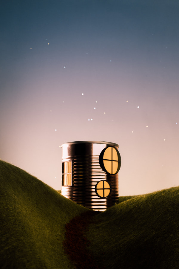 Tin Can Corporation by Hardi Saputra on 500px.com