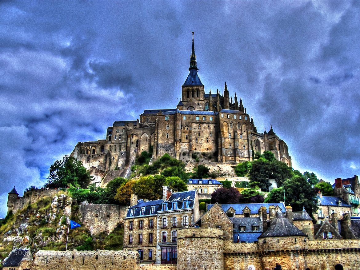 Photograph Mont Saint-Michel by MG73 on 500px