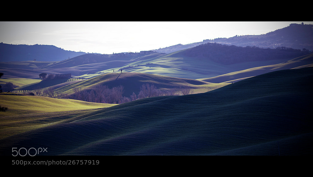 Photograph Pienza by laura  malucchi on 500px