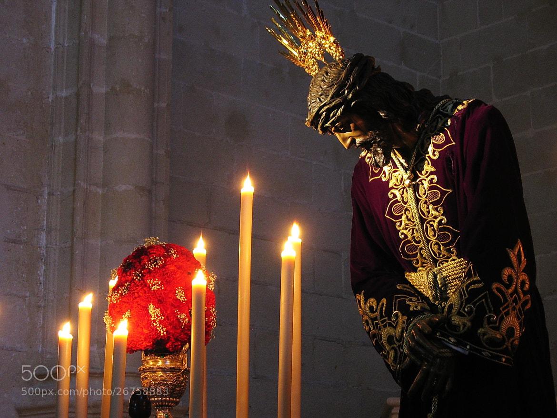 Photograph Nuestro Padre Jesús de la Via-Crucis by Eduardo Medina on 500px