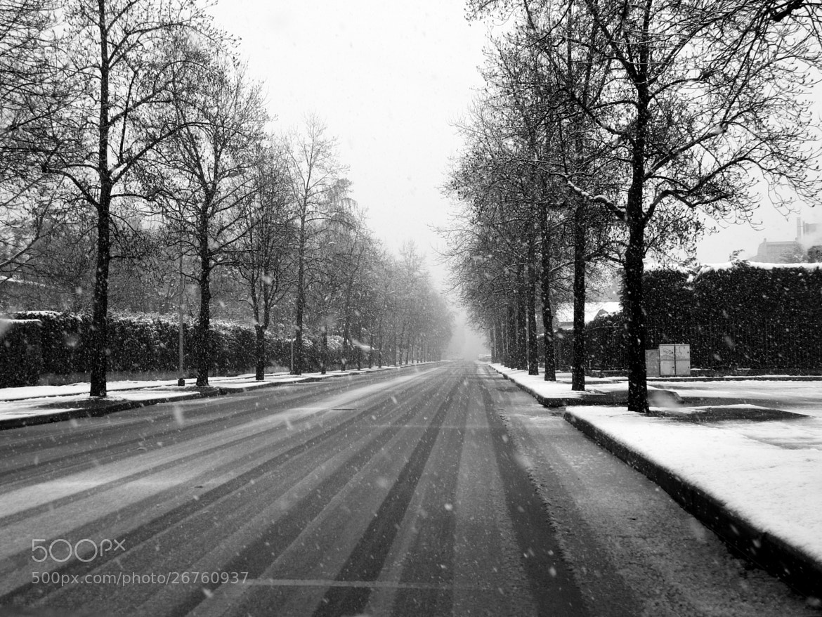 Photograph White road... by Angel Cal on 500px