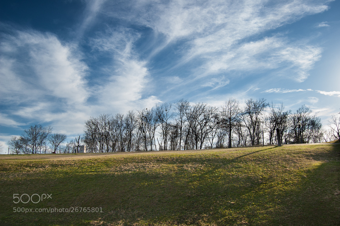 Photograph Up on the hill at Wolf Pen Creek Park, College Station by Pratik  on 500px