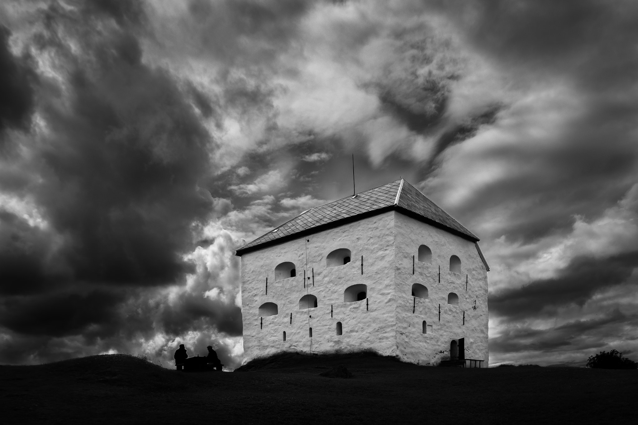 Photograph Christiansten Fortress by Thomas Østraat on 500px