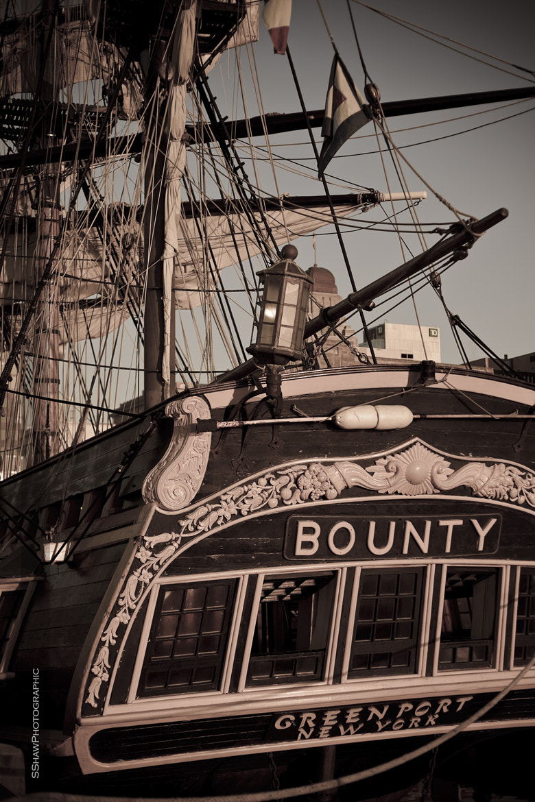 Photograph HMS Bounty by Shane Shaw on 500px