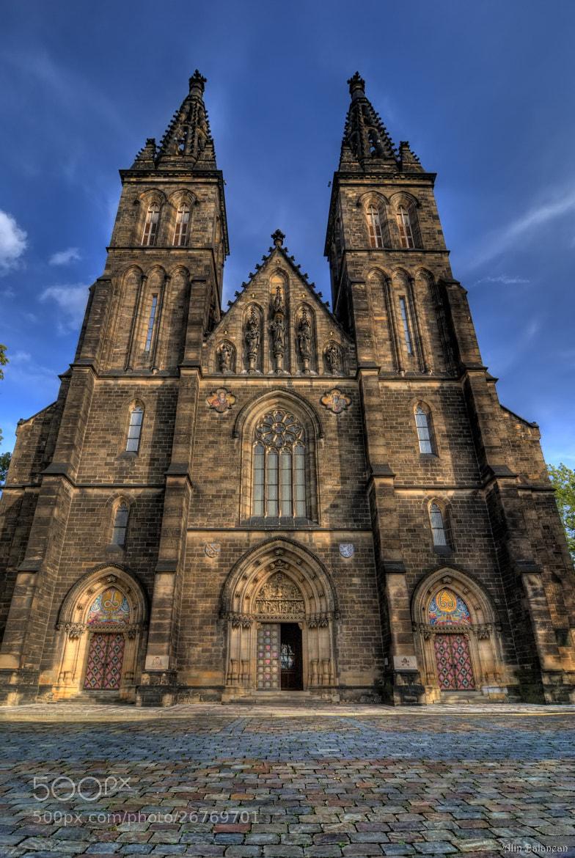 Photograph Basilica Petri&Pauli Prague by Alin Balanean on 500px