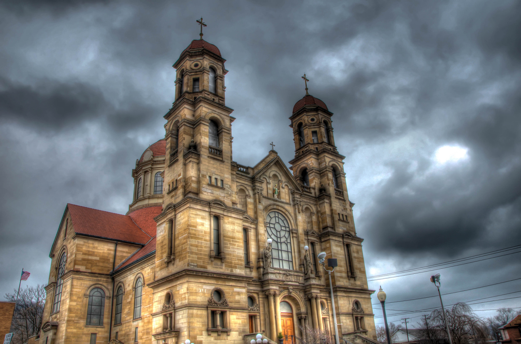 Photograph Church HDR by Jason Foose on 500px