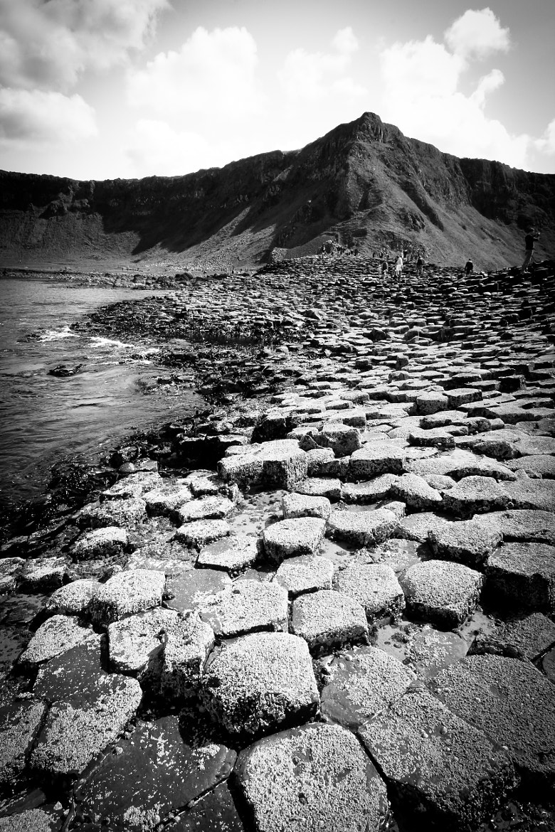 Photograph Giant's Causeway by Kate Johnson on 500px