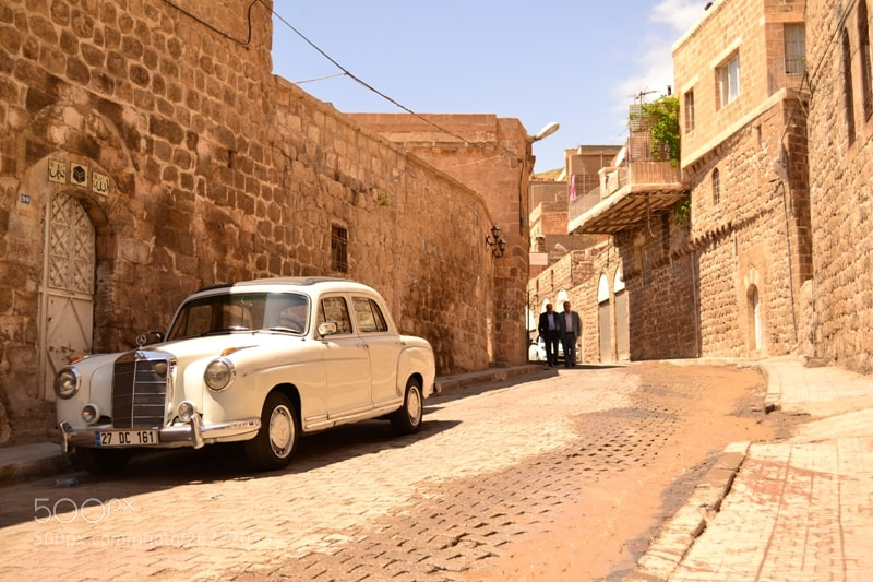 Photograph Mardin Mersedesi by Elif Aksoy on 500px