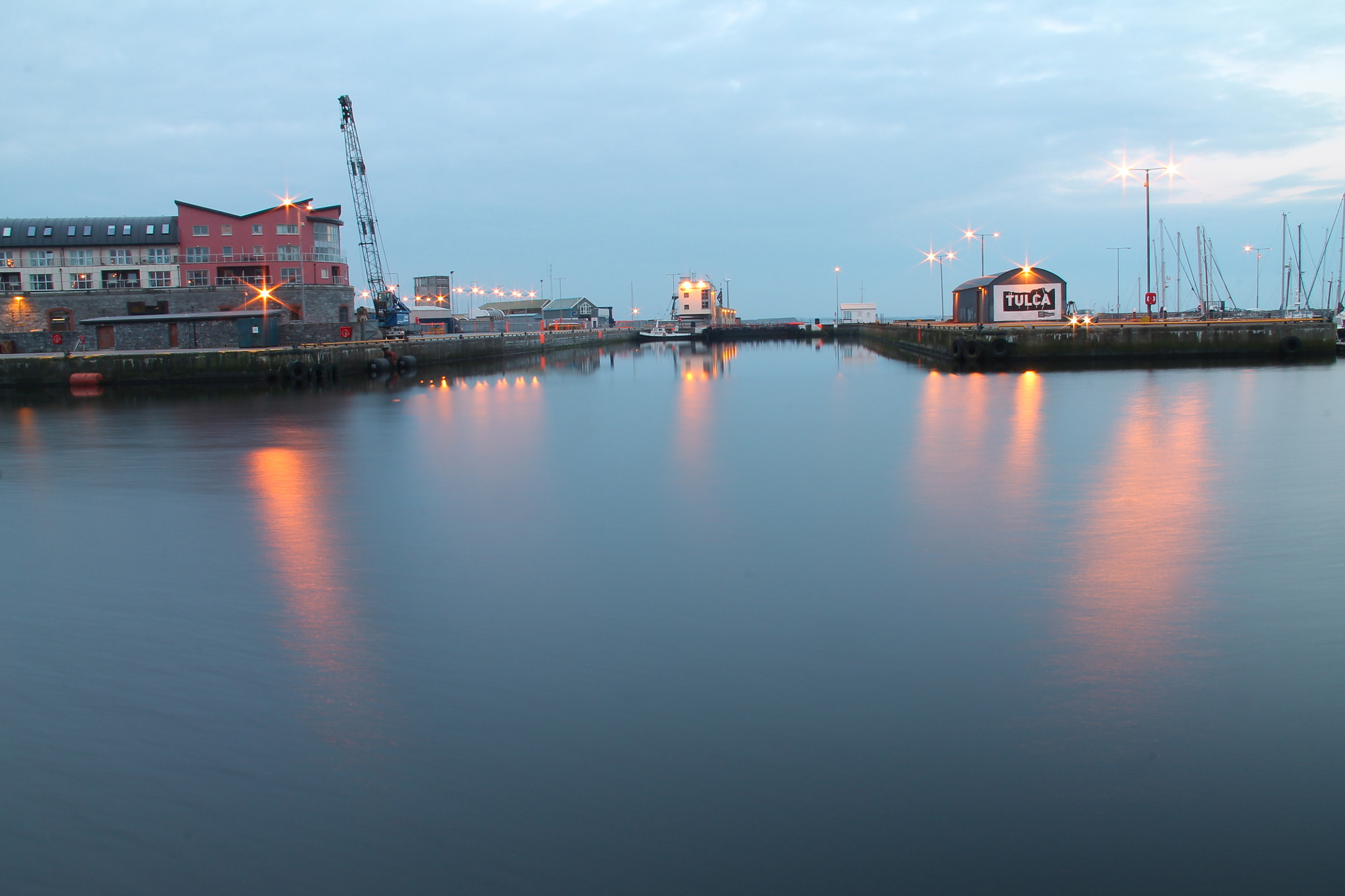 Photograph Galway Dock by Damian Smith on 500px