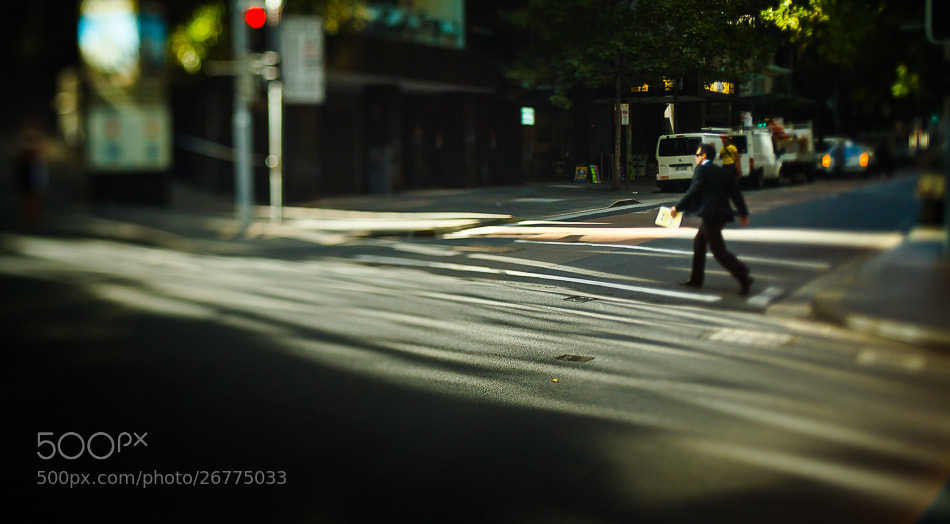 Photograph rushing to work by Pawel Olas on 500px