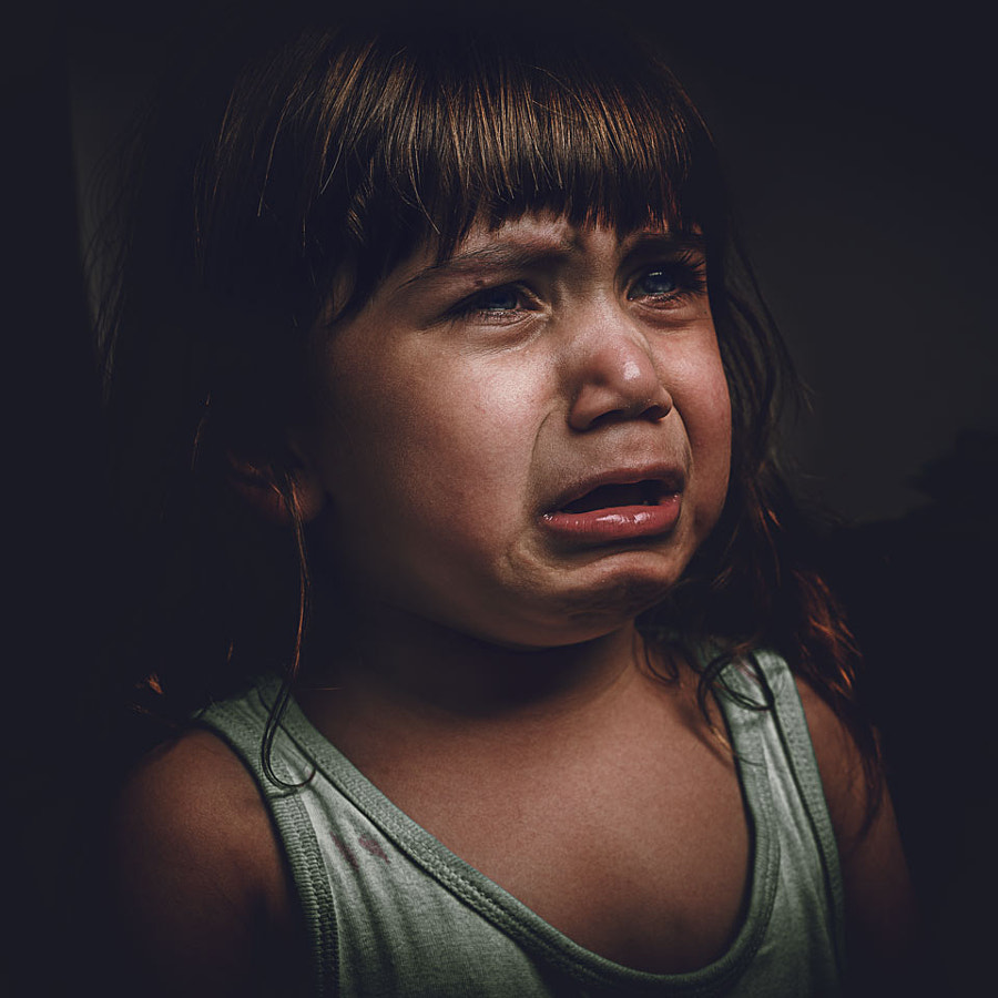Crying ! by mohammed adnan on 500px.com
