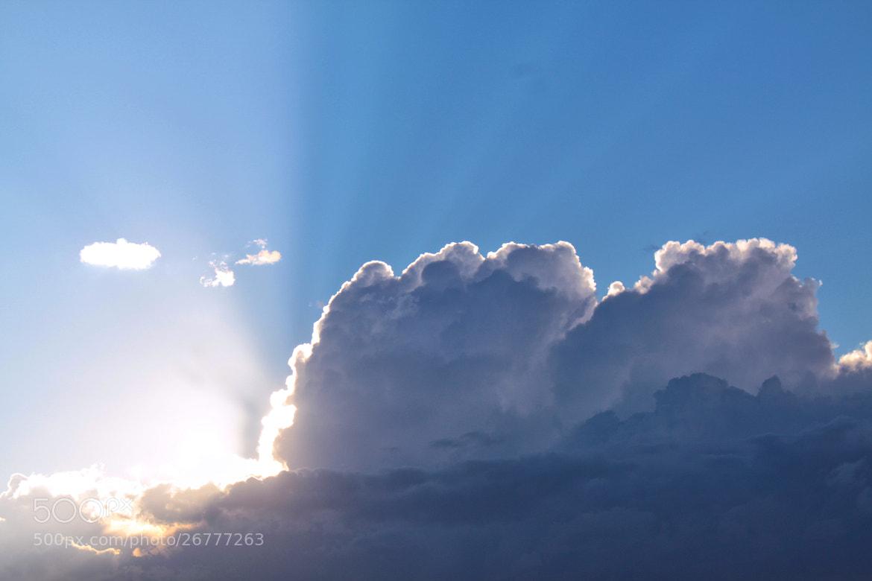 Photograph Sun Peek by J & G Vinson  on 500px