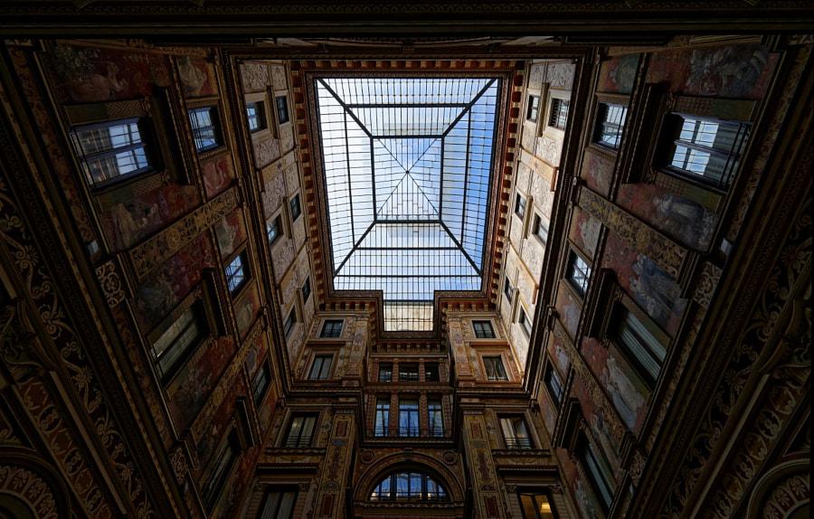 Galleria Sciarra, автор — Georgi Gv ✅ ? на 500px.com