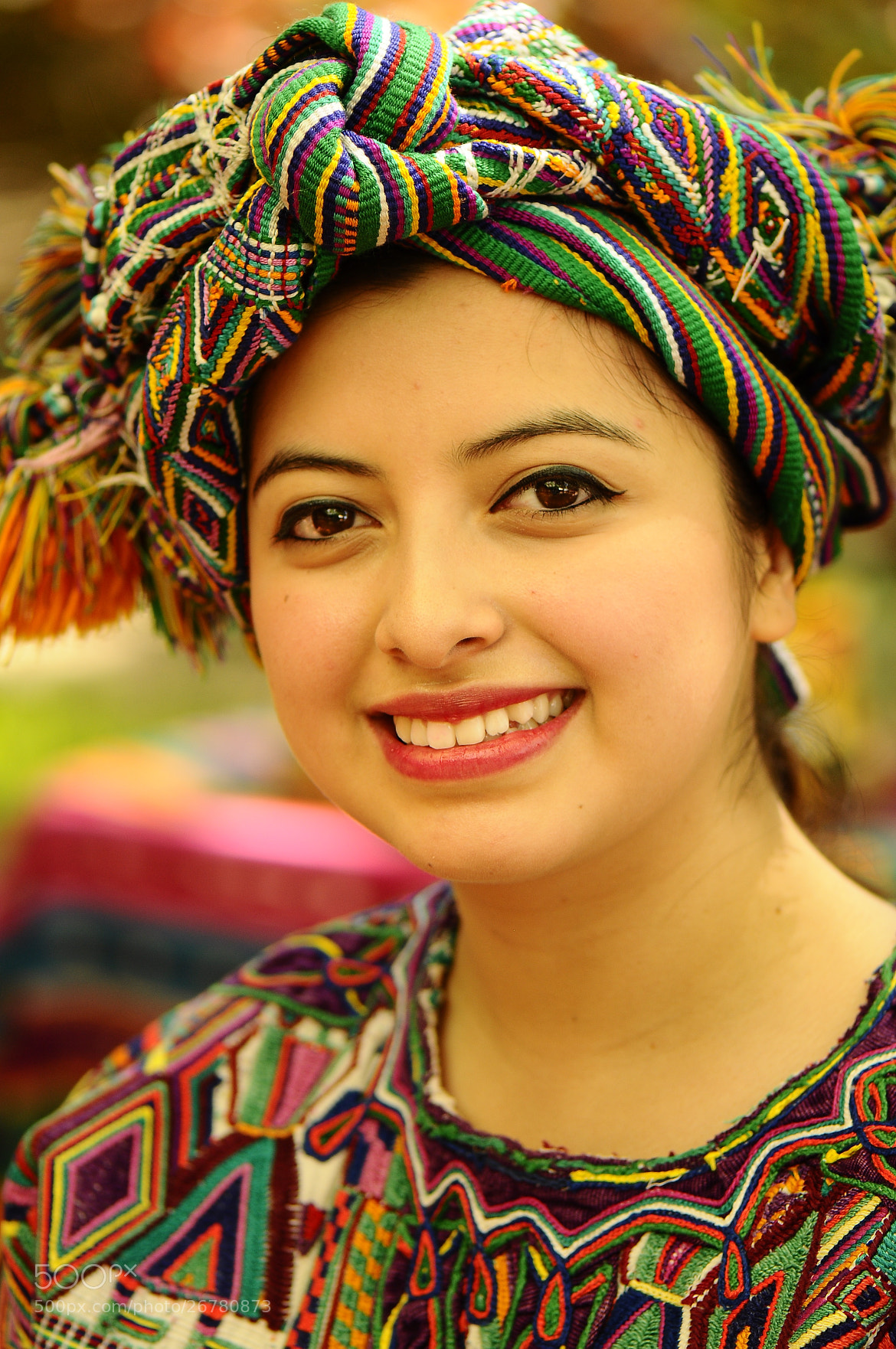 Photograph Guatemalan Beauty by Tots Acebuche on 500px