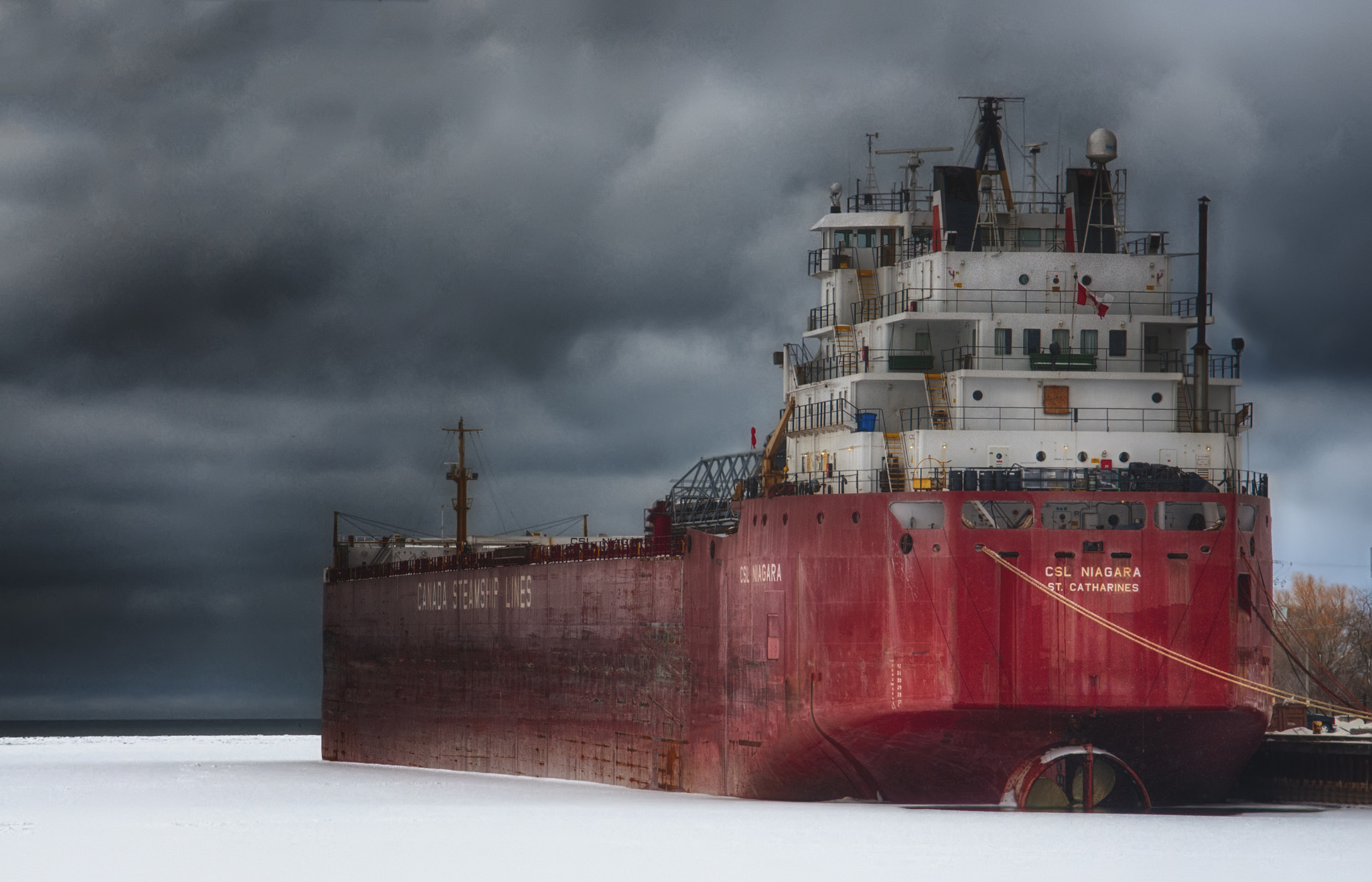 Photograph Socked in...Owen Sound by Paul  Murphy on 500px