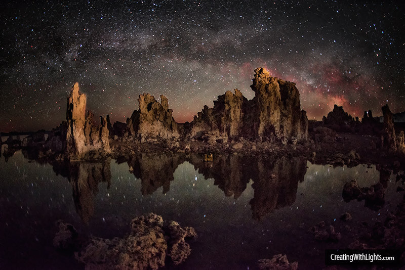 Photograph Dawn at Monolake by Creating With Lights on 500px