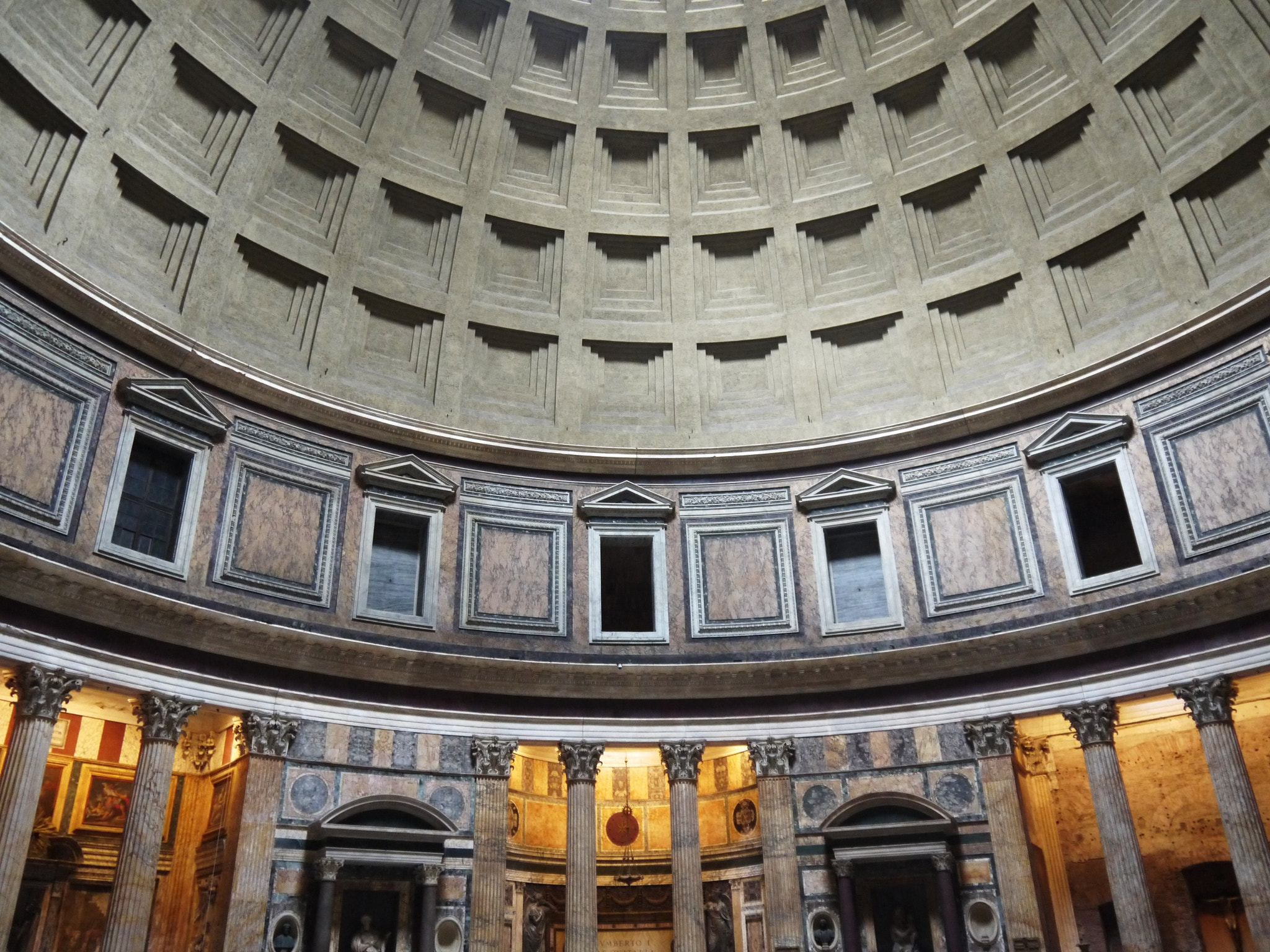 Photograph Pantheon-Rome by giuglia  on 500px