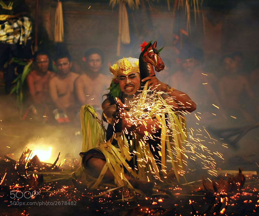 Photograph Fire Dance  by Kunto Antariksa on 500px