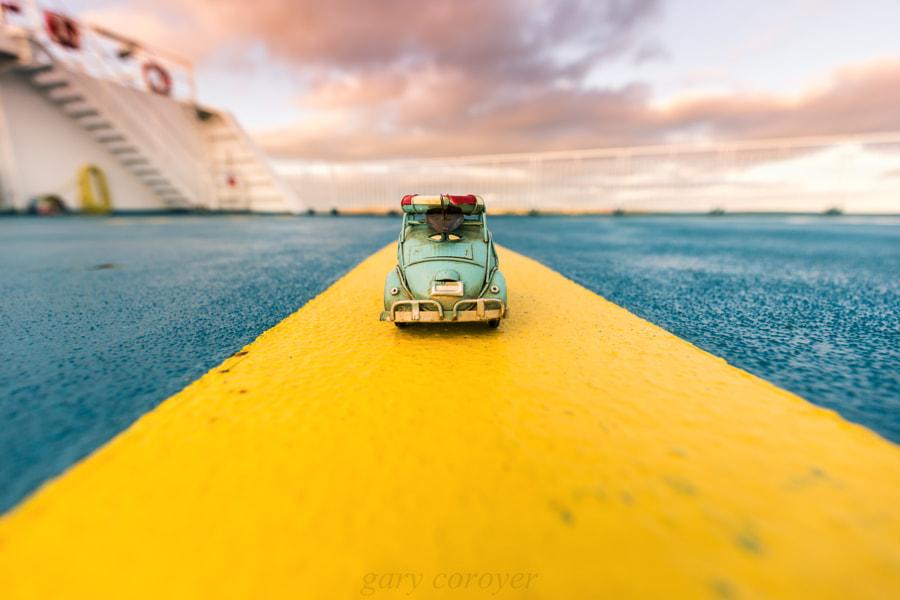 Scotland By Boat......., автор — Gary Coroyer на 500px.com