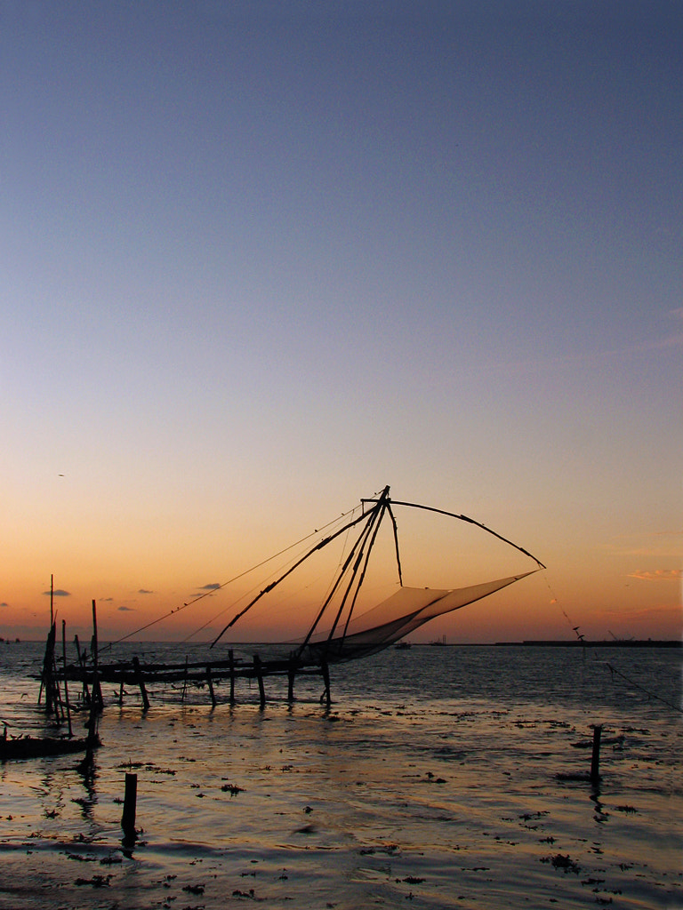 Photograph Chinese Fishing Net by Sangeeth VS on 500px
