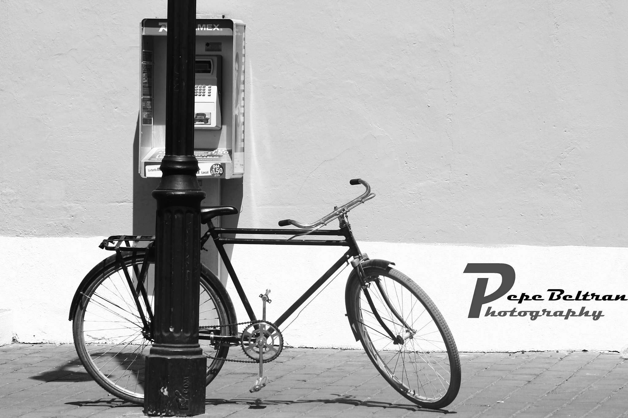 Photograph Parked Bike by Pepe Beltran on 500px
