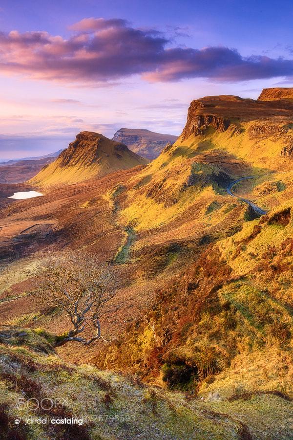Photograph Trotternish Ridge by Jarrod Castaing on 500px