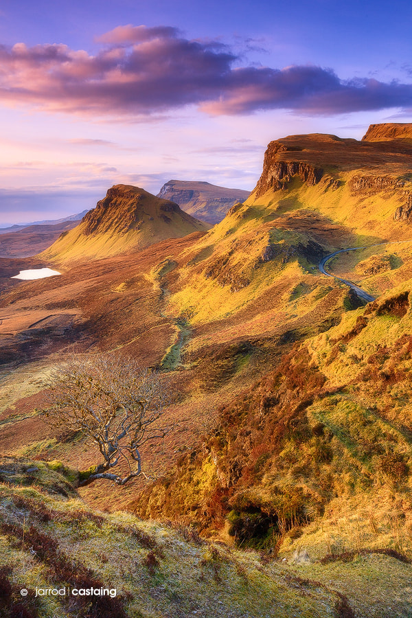 Photograph Trotternish Ridge by Jarrod Castaing on 500px