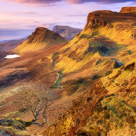 Trotternish Ridge