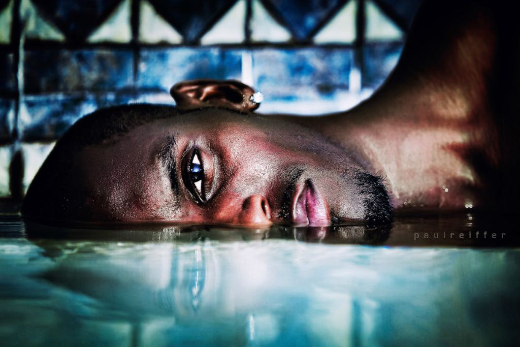 Photograph Head Above Water by Paul Reiffer on 500px