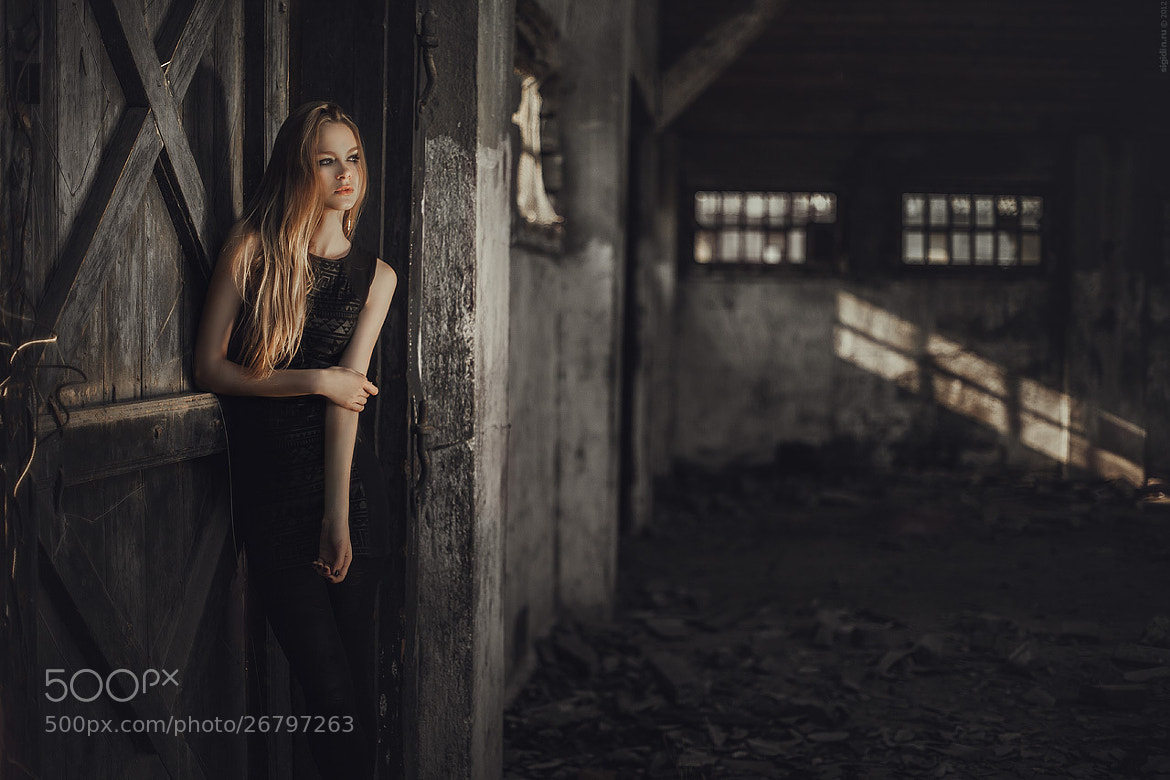 Photograph Julya by Danil Sigidin on 500px