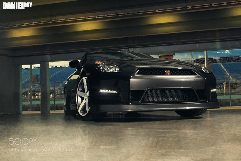 Photograph Nissan GTR by Daniel Roy on 500px
