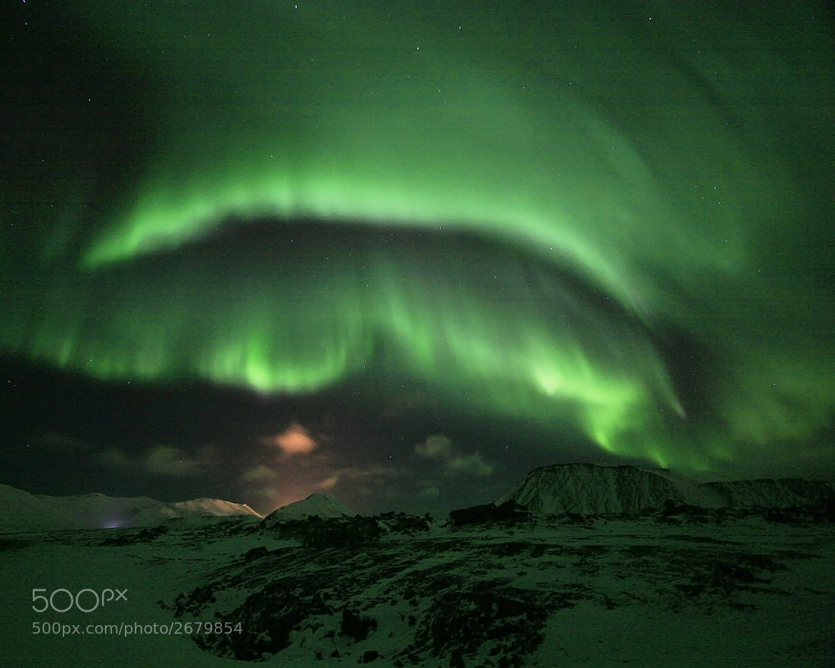 Photograph Aurora  by kanya  hanklang on 500px