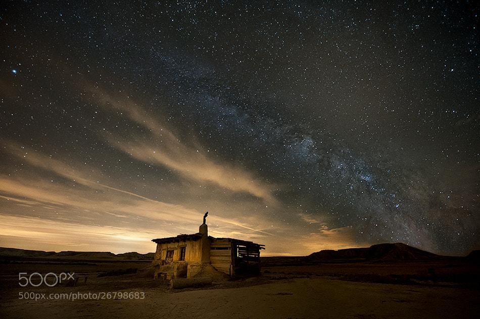 Photograph Milky way by David Martín Castán on 500px