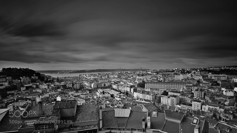 "Photograph Dark Lisbon by Carlos Silva ""Avlisilva"" on 500px"
