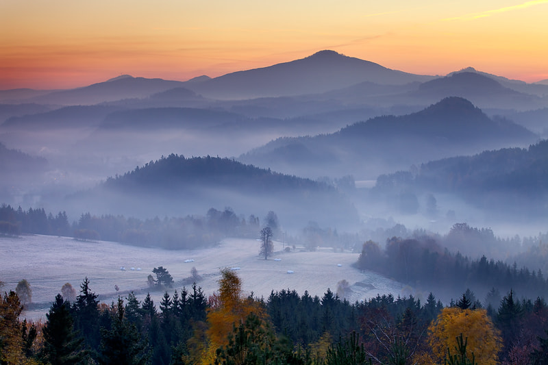 Photograph October Morning by Martin Rak on 500px